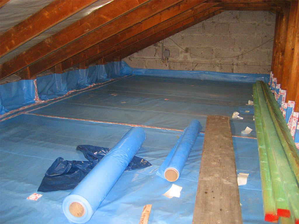 dachdämmung — zimmerei u. dachdeckerei gutwin