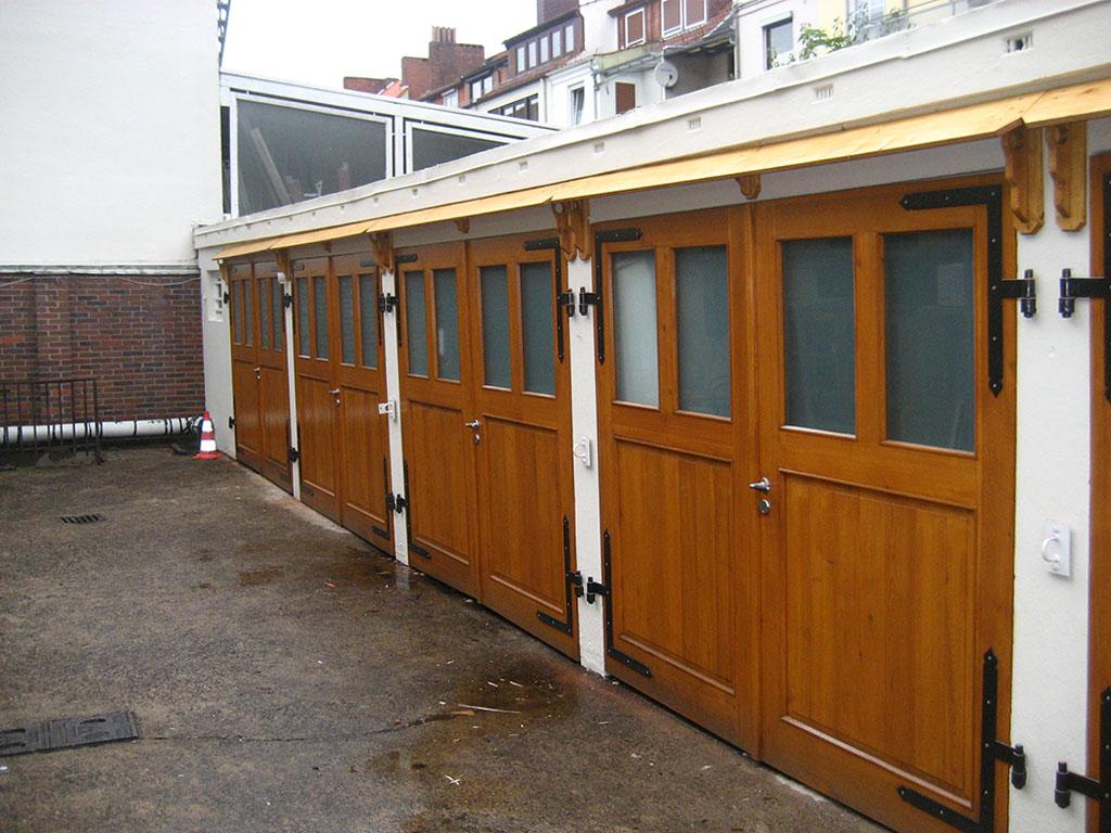 Garagentor Holz garagentore-holz-12 — zimmerei u. dachdeckerei gutwin