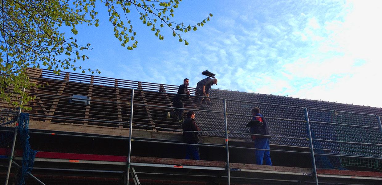 Dachdeckerei in Werl 2