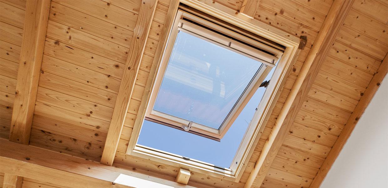 Einbau, Austausch und Wartung von Dachfenstern