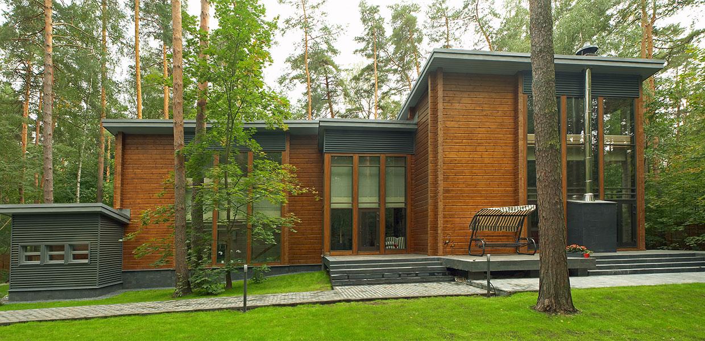 Honka Holzhaus