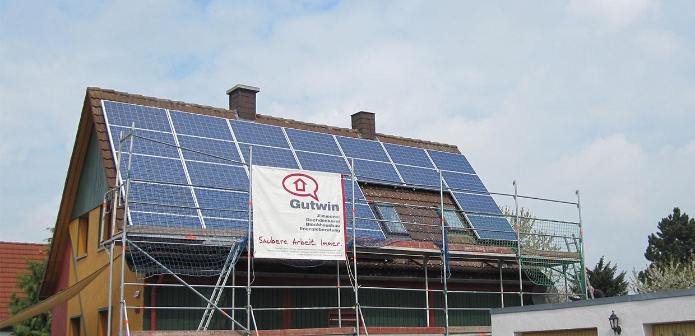 Photovoltaikanlage 1