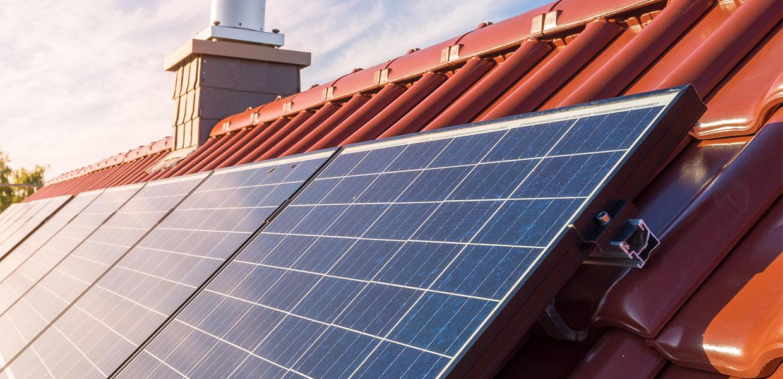 Installation von Photovoltaikanlagen